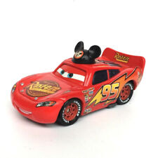 Cars Movie Toys Lightning Mickey Mcqueen Diecast Toy Car 1:55 Loose Toy Vehicle