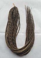 Elysee Star - #12 Lumière brun doré Synthétique Dreadlocks(Double Bout) 100gr