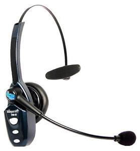 VXI Corporation Blueparrott B250-XT Black/Blue Headband Headsets