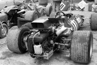 Photo Chris Amon Ferrari 312 V12 1969 British F1 GP Grand Prix Silverstone