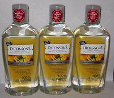 Dickinson's Original Witch Hazel Pore Perfecting Toner 16oz Bottle -3 Pack
