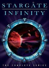 Stargate Infinity: The Complete Series (DVD, 2008) Usually ships in 12 hours!!!