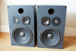 JBL 4412A Studio Monitors / Speakers