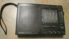 Sony ICF-7601 12-Band Receiver FM/MW/SW Dual Conversion Radio