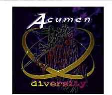 Diversity by Acumen (2001) - CD ALBUM