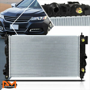 Full Aluminum OE Style Cooling Radiator for 14-19 Chevy Impala AT/MT DPI-13146