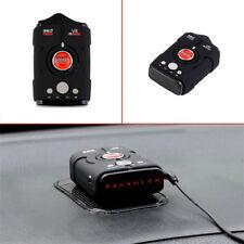 360° 16 Band Auto Car Anti Radar Gun Voice Alert Speed Detector Traffic Monitor