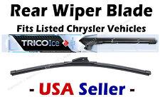 Rear Wiper - WINTER Beam Blade Premium - fits Listed Chrysler Vehicles - 35130