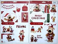 "Boofle ""FOR MY FRIEND"" Die Cut Card Topper SCRAPBOOKING 28pc SHIPPED FROM U.S."