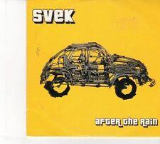 (DW775) Svek, After The Rain - 2000 DJ CD