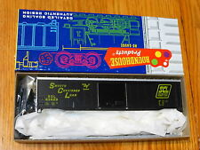 Roundhouse Ho #1207 (Rd #83629) Seaboard 50' Box Car Kit