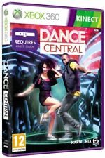 Microsoft Xbox 360 Game Dance Central I 1 Kinect Dance Game New