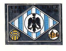 FIGURINE  CALCIATORI PANINI 1967/68   SCUDETTO   SPAL  RECUPERATA