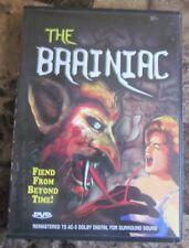 BRAINIAC 1962 DVD Abel Salazar German Robles Halloween rare OOP Mexican monster
