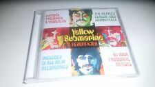 Mojo Presents A Tribute To The Beatles Yellow Submarine CD