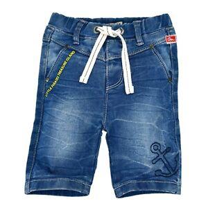 Bondi Shorts Jogg Denim Jeans Baby Jungen PIRAT Blue Gr. 86 92 98 104 NeU