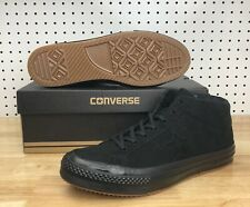 Converse One Star Mid Top Boot Triple Black Counter Climate Size 11 158832c New