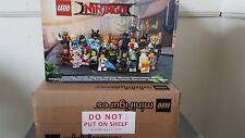 LEGO Ninjago Minifigures Factory Sealed Box of 60 Toys 71019