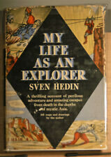 My Life as an Explorer by Sven Hedin. First Edition. (1925)