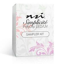 NSI Simplicite PolyDip Nail System LED/UV Sampler Kit