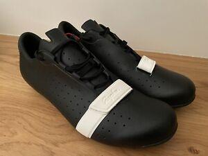 Rapha Classic Cycling Shoes BLACK Size 47 EU 12 UK Road