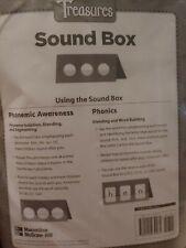 Treasures Sound Box (Phonemic Awareness)