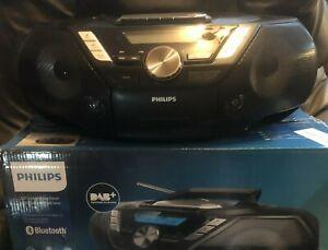 Philips Sound machine Boombox A2B798T/12 Bluetooth, DAB, FM, CD &CASSETTE