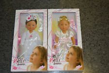 "zapf 16""-18"" dolls clothes,outfit,princess,balerina dress X 2,accessories bundle"
