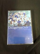 Chicago Mass Choir - Live In Nashville  New Factory Sealed DVD