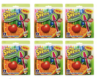 Mr. Sketch SCENTED TWIST CRAYONS 6 Boxes With 12 Colors Per Box Fruit Smell NEW