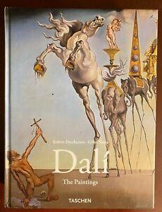 Dali: The Paintings,  Robert Descharnes & Gilles Nerét, Taschen, 2002