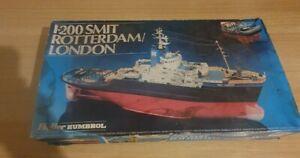 SMIT Rotterdam/London - 1/200 scale Heller Humbrol unassembled kit#80620. Ship