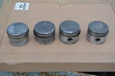 CROSLEY engine PISTONS    NOS  New Old Stock
