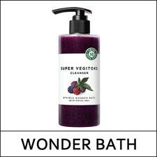 [Wonder Bath] Super Vegitoks Cleanser Purple 300ml / Sweet Korea Cosmetic /(Ul5)