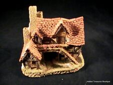 "Vintage 1983 Handpainted ""The Bothy House"" by David Winter Great Britain"