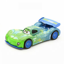 Cars 2 Toys Brazil Racer Carla Veloso Metal Toy Car 1:55 Loose Vehicle Boy Toy