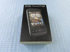 Original HTC Touch 2 Noir/Black! NOUVEAU & NEUF dans sa boîte! Inutilisé! Sans Simlock!