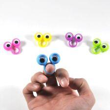 5PCS Finger Spies Eyes Oobi Finger Puppets Ring For Children Small Size