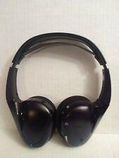 Wireless Black Unbranded Headphone 2 Channel