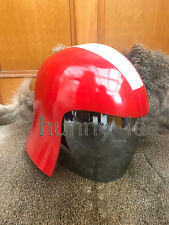 G.I.Joe Cobra Commander Cosplay Helmet Red