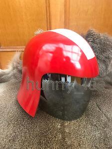 Cobra Commander Cosplay Helmet Red Halloweeen