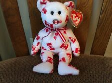"Ty Beanie Baby ""DISCOVER"" the Bear / Canadian Exclusive MWMT 2004"