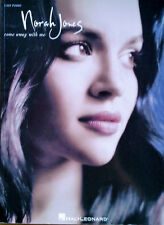 NORAH JONES - COME AWAY WITH ME - 64 PAGE SONGBOOK - EASY GUITAR