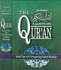 THE QURAN, Original Arabic text, English translation by Saheeh Int.