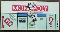 Monopoly Vintage 1985 Board Game NO.0009 in Original Box Complete Retired Tokens