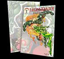 Legendary Infinity #1 NM+ OMINOUS PRESS Bart Sears, Andy Smith, Ron Marz, Raney