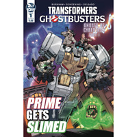 Transformers Ghostbusters 1 (Of 5) Variant  B/BOARDED