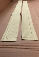New Cream Colored Sill Plate Rubbers Fits W107
