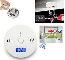 Carbon Monoxide Detector Alarm Sensor CO Kitchen Warning Home security system