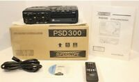 SUPERSCOPE PSD300 Performing Arts CD Recording System NEW OPEN BOX